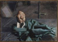 The Argon Welder XIII by Pietro Roccasalva contemporary artwork painting
