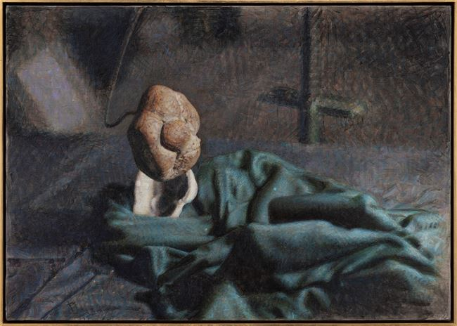 The Argon Welder XIII by Pietro Roccasalva contemporary artwork