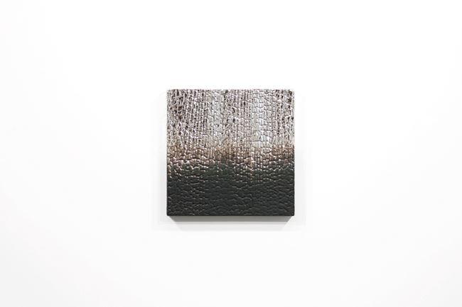 Alchemy (Shou Sugi Ban) 1.20.12.12.3 by Miya Ando contemporary artwork