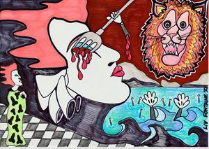 RELATIONSHIP by Liv Fontaine contemporary artwork