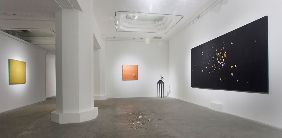 Exhibition view, 'Materialised Sentiments' 2016, Pearl Lam Galleries, Shanghai