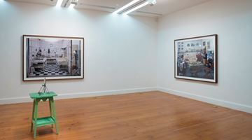 Contemporary art exhibition, Cai Dongdong, Photography Reforged at Leo Gallery, Shanghai