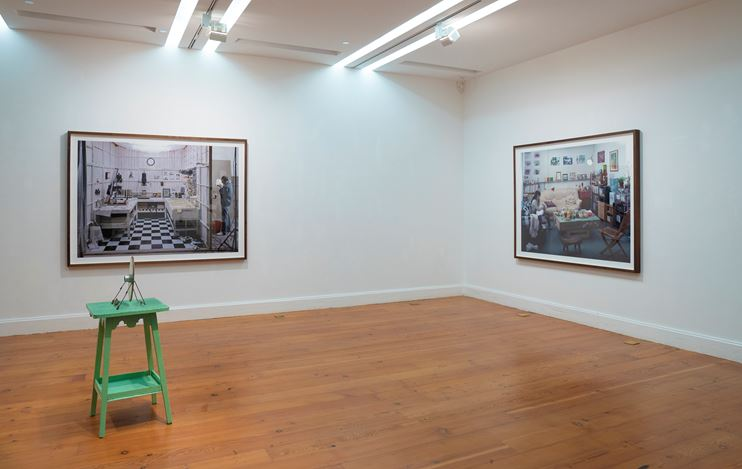 Exhibition view: Cai Dongdong, Photograhy Reforged, Leo Gallery, Shanghai (25 August–15 October 2019). Courtesy Leo Gallery.