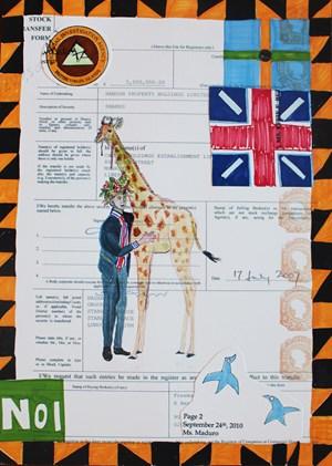 Personal Shopper by Carla Busuttil contemporary artwork
