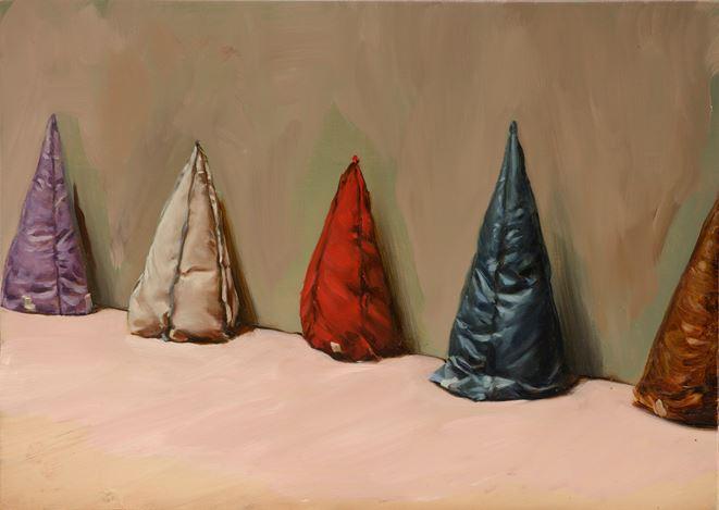 Coloured Cones