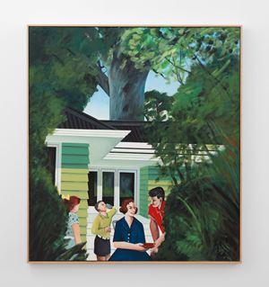 Bush House by Ian Scott contemporary artwork