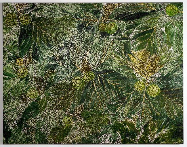 Untitled (BFS) by Daniel Boyd contemporary artwork