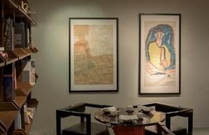 Installation view by Chu Hing-Wah contemporary artwork