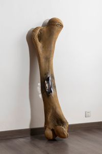 Nothing Can Ensure that We Will Meet Again by Cao Yu contemporary artwork sculpture