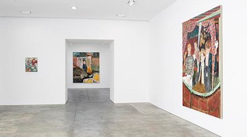 Contemporary art exhibition, Hernan Bas, Bright Young Things at Lehmann Maupin, New York