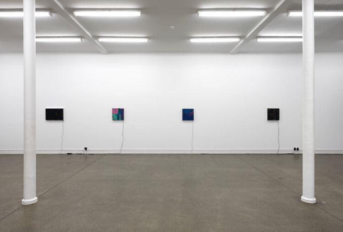 Exhibition view: Rebecca Baumann, New Work, Starkwhite, Auckland (27 November–21 December 2019). Courtesy Starkwhite.