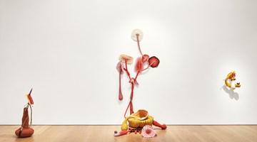 Contemporary art exhibition, Maria Nepomuceno, Sim at Victoria Miro, Mayfair, London, United Kingdom