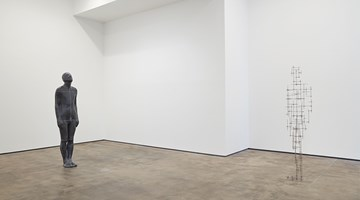 Contemporary art exhibition, Antony Gormley, CONSTRUCT at Sean Kelly, New York
