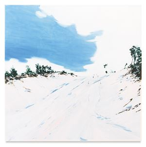 Sand Dune by Isca Greenfield-Sanders contemporary artwork
