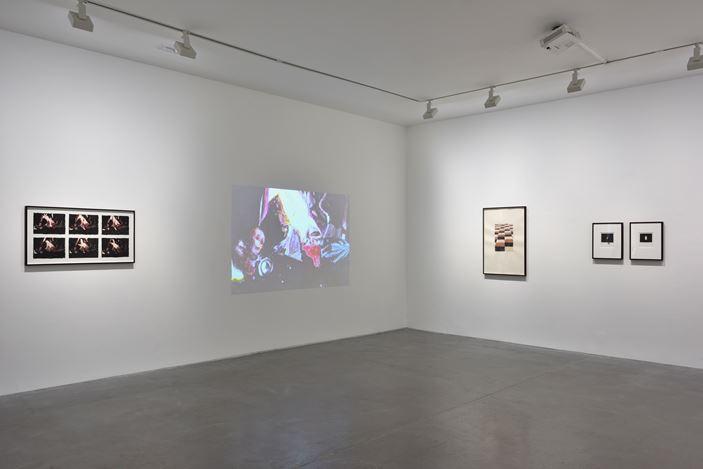 Exhibition view: Luc Tuymans, Monkey Business, David Zwirner, Paris (26 February–4 April 2021). Courtesy David Zwirner.