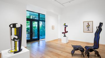 Contemporary art exhibition, Roy Lichtenstein, Roy Lichtenstein at Pace Gallery, Palm Beach, USA