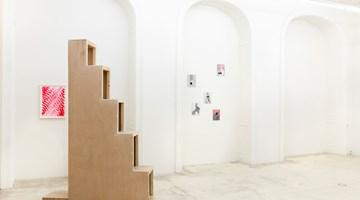 Contemporary art exhibition, William Mackrell, Here is where we meet at Galerie Krinzinger, Vienna