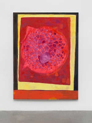 Cell by Terry Winters contemporary artwork