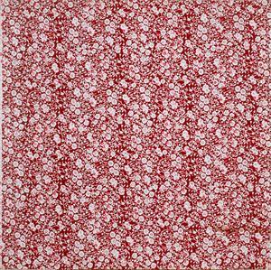 Fiori by Mimmo Rotella contemporary artwork