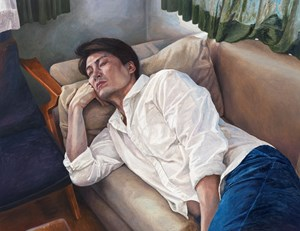 Nap by Dongwook Suh contemporary artwork