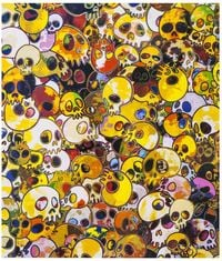 MGST, 1962- 2011* by Takashi Murakami contemporary artwork print