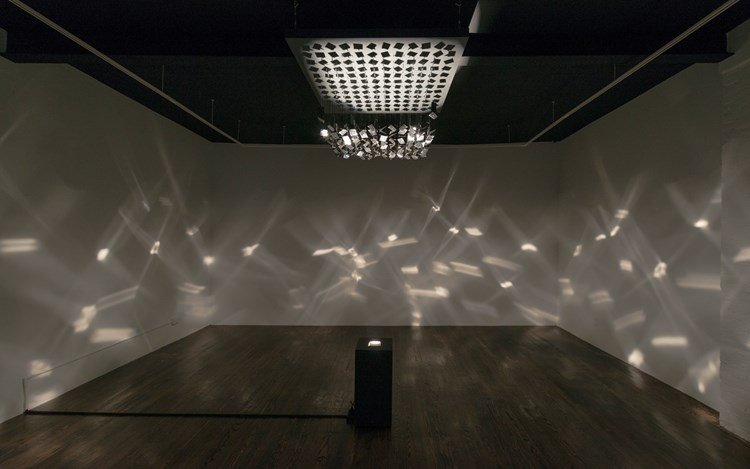 Julio Le Parc, 1959 - 1970, 2016, Exhibition view. Courtesy of Galeria Nara Roesler, New York.