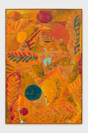 cæcilie pregnant in sevilla by Alexander Tovborg contemporary artwork