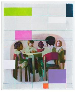 Es geht nicht um die endgültige Lösung by Akos Birkas contemporary artwork