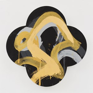Glade by Max Gimblett contemporary artwork