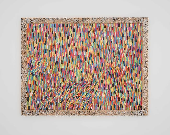 Chalk A by Pascale Marthine Tayou contemporary artwork