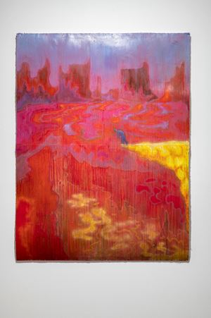 Dreams of A Disillusioned Misstep In The Valley of The Rocks by Sedrick Chisom contemporary artwork