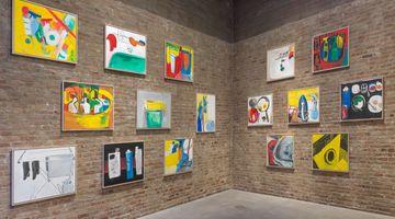 Contemporary art exhibition, Karl Horst Hödicke, KLEINE BILDER AUS KÜCHE UND KLO at KÖNIG GALERIE, Berlin, Germany