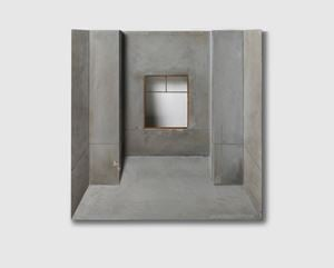 Unfinished Home 180507 by Cai Lei contemporary artwork