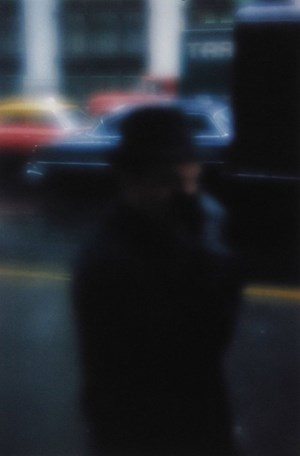 Street Scene, New York by Saul Leiter contemporary artwork