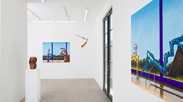Contemporary art exhibition, Alejandro Cardenas & An Te Liu, Alejandro Cardenas & An Te Liu at AE2, AE2, Los Angeles, USA