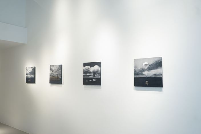 Exhibition view: Shiori Eda, A Water World, A2Z Gallery, Hong Kong (28 March–28 April 2019). Courtesy A2Z Gallery.