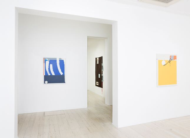 Exhibition view: Ed Bats, The Smallest Weird Number, Gallery 9, Sydney (12 July–5 August 2017). Courtesy Gallery 9.