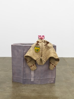 Oilmen's Bonspiel by Liz Magor contemporary artwork