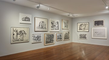 Contemporary art exhibition, Philip Guston, The Last Lithographs at Timothy Taylor, New York
