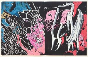 17.5.19.18 by Elliott Hundley contemporary artwork