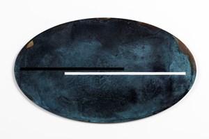 Night Mist - Sea Horizon by Gretchen Albrecht contemporary artwork