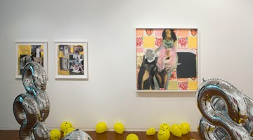 Contemporary art exhibition, Jacqueline Fraser, THE MAKING OF L'ECLISSE at Roslyn Oxley9 Gallery, Sydney
