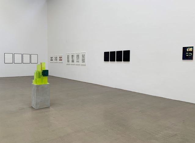 Exhibition view: Group Exhibition, reloaded, Galerie EIGEN + ART, Leipzig (28 May–15 July 2020). Courtesy Galerie EIGEN + ART.