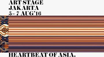 Contemporary art exhibition, Art Stage Jakarta 2016 at Pearl Lam Galleries, Pedder Street, Hong Kong