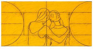 Untitled (Frame/Elements Empathy) by Matt Mullican contemporary artwork