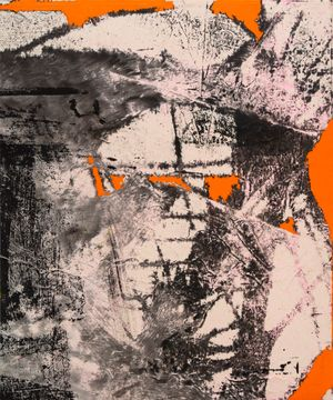 Wide use by Sojung Lee contemporary artwork painting, works on paper, drawing