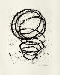 Bight 1 by Richard Serra contemporary artwork print