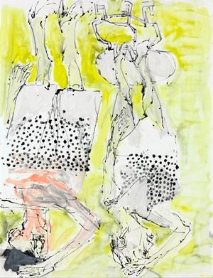 Seid bereit zum Kubismus by Georg Baselitz contemporary artwork