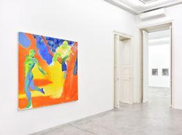 "Group Exhibition<br><em>Summer</em><br><span class=""oc-gallery"">Almine Rech</span>"