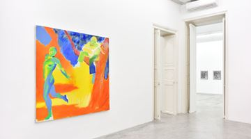 Contemporary art exhibition, Group Exhibition, Summer at Almine Rech, Rue de Turenne, Paris